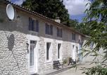 Hôtel Jonzac - Chez Augros-2