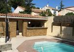 Location vacances Capestang - Villa avec Piscine-3