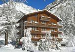 Hôtel Saas-Almagell - Swiss Charme Hotel Sport-1