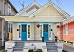 Location vacances Slidell - Historical Home: Live like a Local, Close to French Quarter, & Esplanade Ave-1