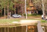 Location vacances Borovany - Three-Bedroom Holiday Home in Libin-1