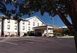 Hôtel Malvern - Comfort Inn & Suites Hot Springs-1