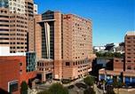 Hôtel Fort Wright - Marriott Cincinnati Downtown River Center-1