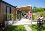 Camping avec Quartiers VIP / Premium Barbâtre - Castel La Garangeoire-3
