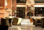 Hôtel Karacasu - Zafir Thermal Hotel-2