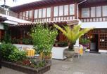 Hôtel Colindres - Hotel Montecristo-3
