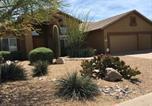 Location vacances Payson - Troon Private Home Balancing Rock-3