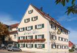 Hôtel Friedrichshafen - Gasthof Hotel Adler-1