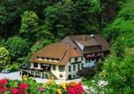 Hôtel Bad Peterstal - Zum Letzten G'stehr - Black Forest River Side Hotel-1