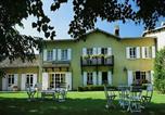 Hôtel Charnay-lès-Mâcon - Hostellerie La Huchette-1