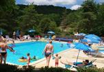 Camping avec Parc aquatique / toboggans Le Bugue - Camping La Castillonderie-1