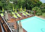 Location vacances Capesterre Belle Eau - Koulaya Tona Guest House-4