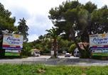 Camping avec Accès direct plage Saint-Cyr-sur-Mer - Camping La Presqu'Ile De Giens-3