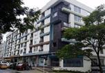 Location vacances Ibagué - Apartamento en Edificio Distrito 60-2