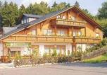 Location vacances Morbach - Hotel garni Auf der Weide-1