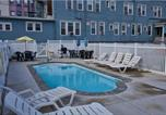 Hôtel Somers Point - Ocean Breeze Hotel-4