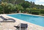 Location vacances Tanneron - Holiday home Peymeinade Ab-1531-1