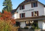 Hôtel Villers-le-Lac - Auberge du Prévoux-1