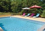 Location vacances Léobard - Holiday home Leobard H-819-4