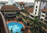 Location vacances Melaka - Mahkota Hotel Apartment Amantaj-1