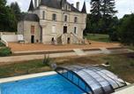 Location vacances Moulismes - Château de la Brillère-3