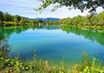 Camping avec Hébergements insolites Luc-en-Diois - Vivacamp Lac Bleu-3