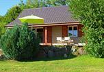 Camping Neuvic - Chalets de l'Eau Verte-2