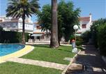 Location vacances els Poblets - Las Mimosas-4