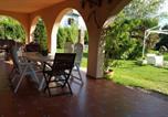 Location vacances Benicàssim - Villa Mar Y Montaña-2