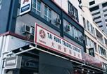 Hôtel Sandakan - Marine Bay Hotel-4