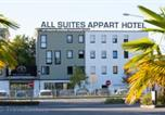 Location vacances Laàs - All Suites Appart'hotel Pau