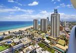 Location vacances Surfers Paradise - Sea View Luxury 2 Bedroom Apartment-3