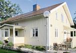 Location vacances Vara - Holiday home Äskekärrsvägen Sollebrunn Ii-3