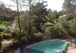 Location vacances Mouans-Sartoux - Pool Villa Mouans-Sartoux-3