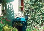 Hôtel Orgon - Logis Le Terminus-3