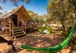Camping avec Ambiance club Bessan - Camping Domaine de Gajan-2