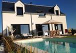 Location vacances Clohars-Carnoët - Villa Lann March Piscine Privée-1