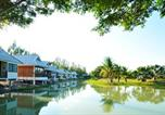 Villages vacances Khuang Pao - The Grand Jamjuree Resort Lamphun-3