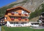 Location vacances Saas-Almagell - Haus Mondelli-1