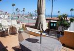 Location vacances Rosarito - Surfers Dream Villa at Las Gaviotas-3