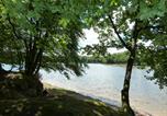 Camping avec Chèques vacances Bourgogne - Camping de L'Etang du Merle-2