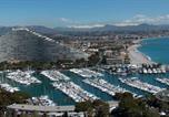 Location vacances Villeneuve-Loubet - Nice Apartment Marina Baie des Anges-4