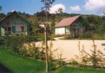 Camping avec Chèques vacances Bourgogne - Village chalets Le Rû du Pré-2