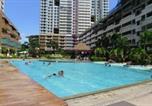 Location vacances Mandaluyong City - Coronado Apartment-1