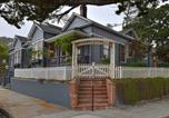 Location vacances Pacific Grove - Victorian Sanctuary by the Sea - Five Bedroom Home - 3749-3