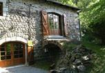 Location vacances Saint-Régis-du-Coin - A Beautiful Stone farmhouse-4