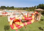 Camping avec Parc aquatique / toboggans Estang - Capfun - Le Paradis de Bazas-1