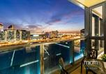Location vacances Docklands - Level 30 Harbour View Southern Cross Station-3