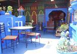 Hôtel Chefchaouen - Casa Blue City-2