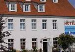 Hôtel Wolgast - Hotel Peenebrücke-3